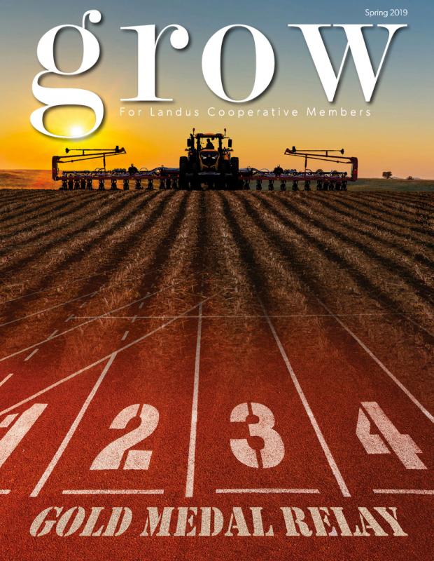 Grow Magazine Spring 2019